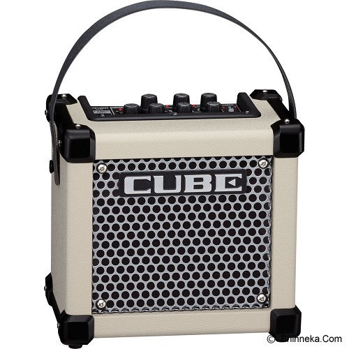 ROLAND Guitar Amplifier [M-CUBE GX] - White - Guitar Amplifier